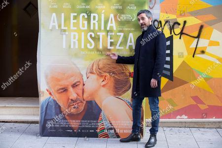 Editorial picture of 'Alegria y Tristeza'  film photocall, Madrid, Spain - 13 Nov 2018