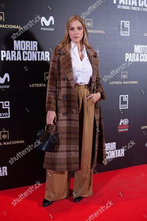 Stock Photo of Paloma Bloyd