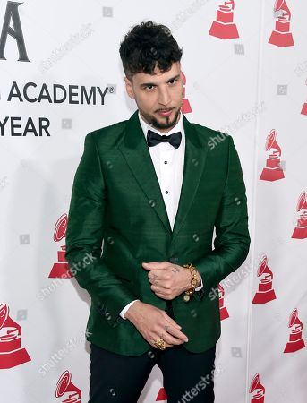 Editorial photo of 2018 Latin Grammy Awards - Person of the Year Arrivals, Las Vegas, USA - 14 Nov 2018