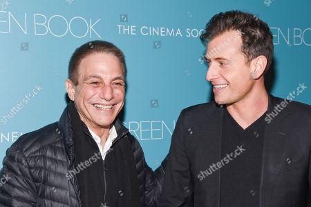 Tony Danza and Peter Cincotti