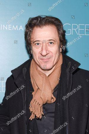 Editorial image of 'Green Book' film special screening, New York, USA - 14 Nov 2018