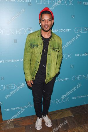 Editorial photo of 'Green Book' film special screening, New York, USA - 14 Nov 2018