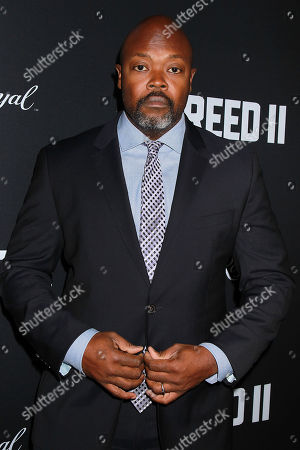 Editorial image of World Premiere of CREED II, New York, USA - 14 Nov 2018