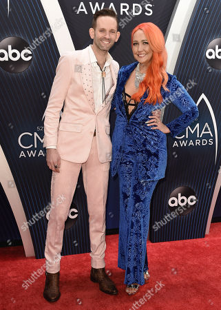 Tyler Cain and Meghan Linsey