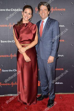 Jennifer Garner, Mark Shriver