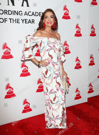 Editorial picture of 2018 Latin Recording Academy Person of the Year Gala, Las Vegas, USA - 14 Nov 2018
