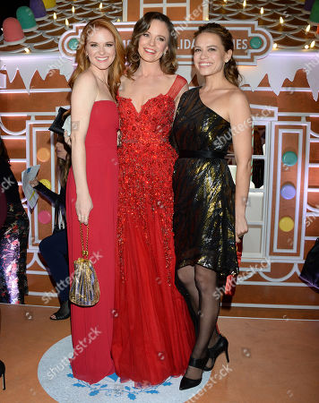 Sarah Drew, Rachel Boston, Bethany Joy Lenz