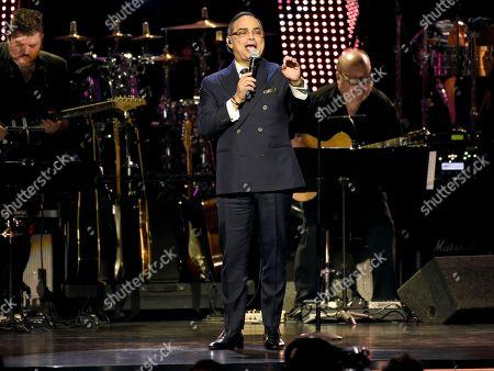 Editorial image of 2018 Latin Grammy Awards - Person of the Year Show, Las Vegas, USA - 14 Nov 2018