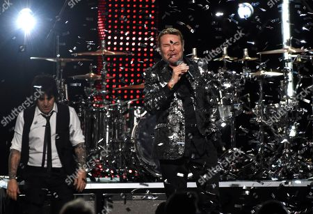 Fher Olvera, Alex Gonzalez. Fher Olvera, right, and Alex Gonzalez, of Mana, perform at the Latin Recording Academy Person of the Year gala honoring Mana at the Mandalay Bay Events Center on