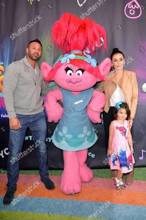 Editorial image of DreamWorks 'Trolls The Experience' interactive exhibit preview, New York, USA - 14 Nov 2018