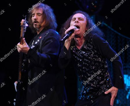 Heaven and Hell - Geezer Butler and Ronnie James Dio