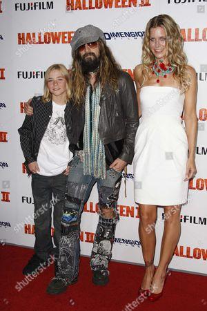 Editorial photo of 'Halloween II' Film Premiere, Los Angeles, America - 24 Aug 2009