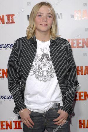 Editorial picture of 'Halloween II' Film Premiere, Los Angeles, America - 24 Aug 2009