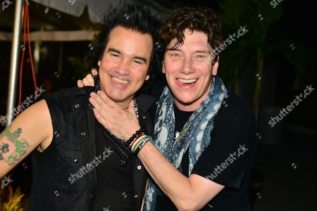 Steve Brown and Eric Martin