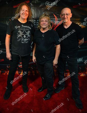 Editorial picture of Rock Fest 80s at The Miramar Ampitheatre, Miramar, USA - 11 Nov 2018