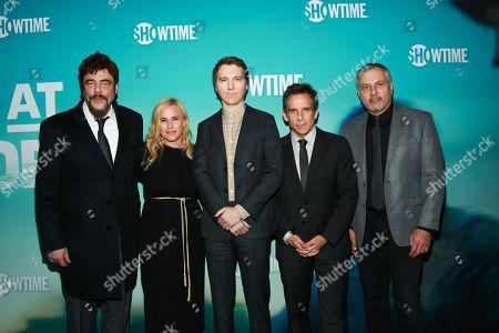 Benicio Del Toro, Patricia Arquette, Paul Dano, Ben Stiller, Gary Levine