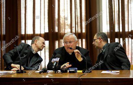 Editorial photo of Vatican Bishops, Vatican City, Vatican City - 15 Nov 2018