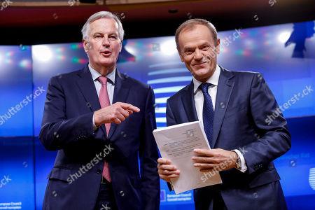 Michel Barnier, Donald Tusk