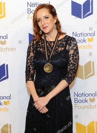 Stock Picture of Rebecca Makkai attends the 69th National Book Awards Ceremony and Benefit Dinner at Cipriani Wall Street, in New York