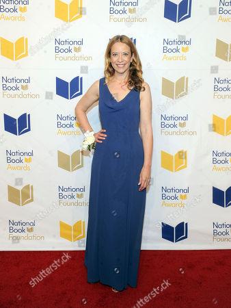 Editorial image of 2018 National Book Awards, New York, USA - 14 Nov 2018