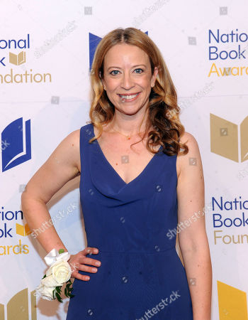 Robin Benway attends the 69th National Book Awards Ceremony and Benefit Dinner at Cipriani Wall Street, in New York