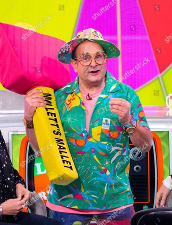 Stock Photo of Timmy Mallet