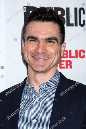 Stock Picture of Dan Domingues