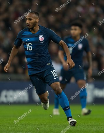 Editorial photo of England v USA, International Friendly match, Football, Wembley Stadium, London, UK - 15 Nov 2018