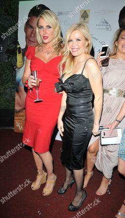 Nancy Sorrell and Melinda Messenger