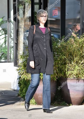 Jane Lynch out and about, Los Angeles
