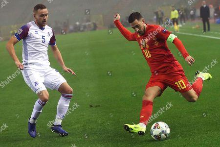 Belgium v Iceland