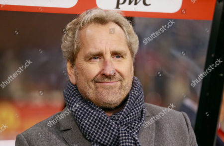 Erik Hamren head coach of Iceland during an UEFA Nations League soccer match, League A, Group 2, between Belgium and Iceland at the King Baudouin stadium in Brussels, Belgium, 15 November 2018.