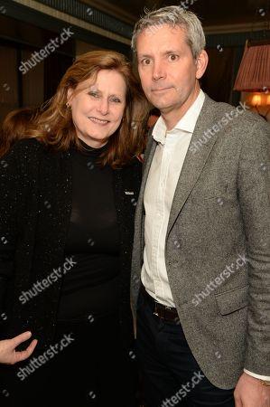 Sarah Brown and Scott Thompson