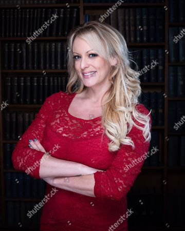 Stormy Daniels at the Oxford Union