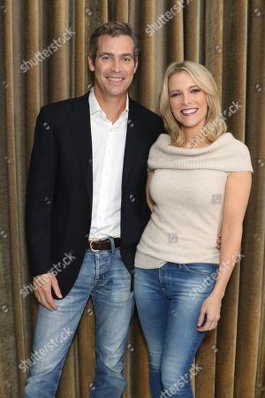 Douglas Brunt and Megyn Kelly