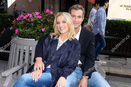 Megyn Kelly and Douglas Brunt