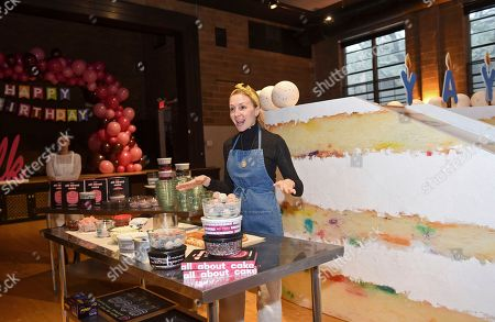 Editorial image of Christina Tosi introduces Pyrex x Tosi Collection, New York, USA - 15 Nov 2018