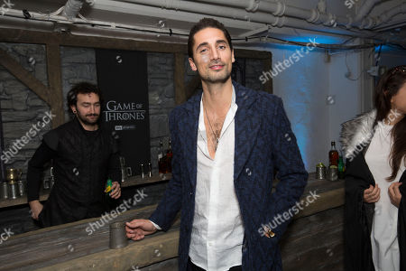 Editorial image of House of Sky Q launch event, London, UK - 15 Nov 2018