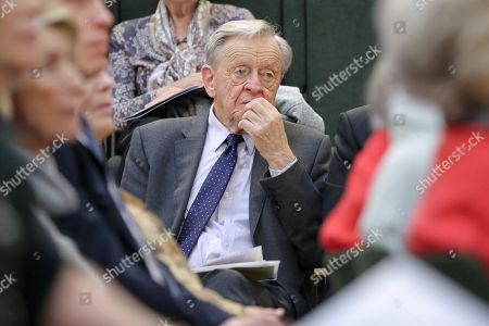 Stock Picture of Lord Alf Dubs