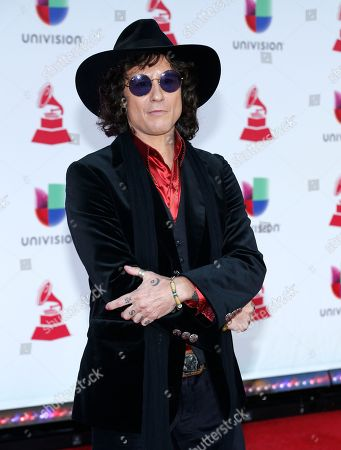 Editorial image of 2018 Latin Grammy Awards - Arrivals, Las Vegas, USA - 15 Nov 2018