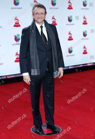 Gabriel Abaroa, president and CEO of the Latin Recording Academy,