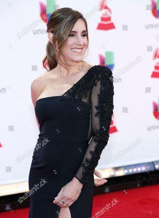 Editorial image of 2018 Latin Grammy Awards - Arrivals, Las Vegas, USA - 15 Nov 2018