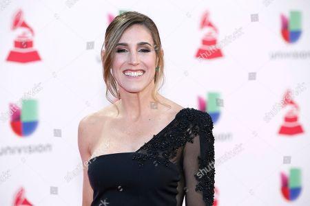Editorial photo of 2018 Latin Grammy Awards - Arrivals, Las Vegas, USA - 15 Nov 2018