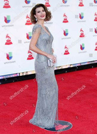 Editorial photo of 2018 Latin Grammy Awards - Arrivals, Las Vegas, USA - 15 Nov 2018