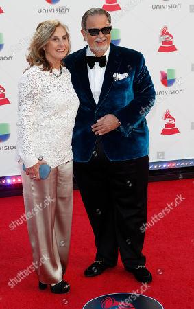 Raul De Molina and his wife Mia De Molina