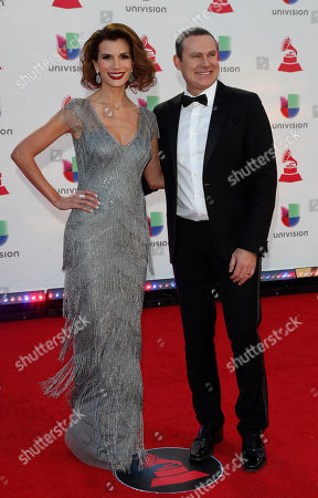Editorial image of Arrivals - 2018 Latin Grammy Awards, Las Vegas, USA - 15 Nov 2018