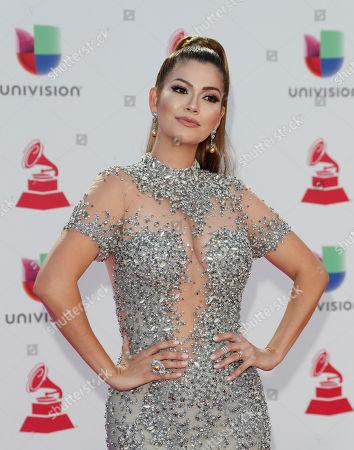Stock Picture of Ana Patricia Gamez