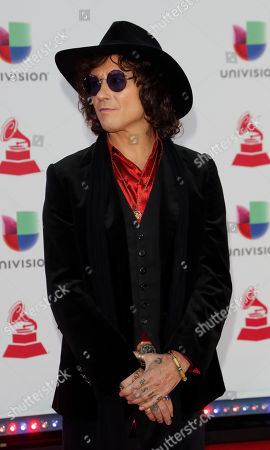 Stock Picture of Enrique Bunbury
