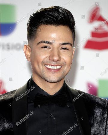 Editorial picture of Arrivals - 2018 Latin Grammy Awards, Las Vegas, USA - 15 Nov 2018