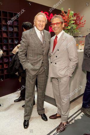 Harold Tillman and Gianluca Isaia